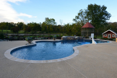 Sankey Pools (JSAquatics)  - Residential Pool