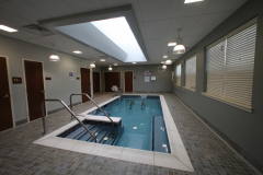 Sankey Pools (JSAquatics)  - Therapy Pool