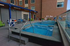 Sankey Pools - The Metropolitan at State College Rooftop Pool