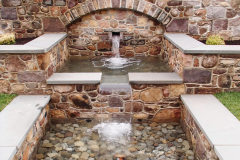 Water Feature by Sankey Pools