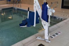 Sankey Pools (JSAquatics)  - Handicap-Lift
