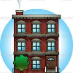 Touring properties clip art