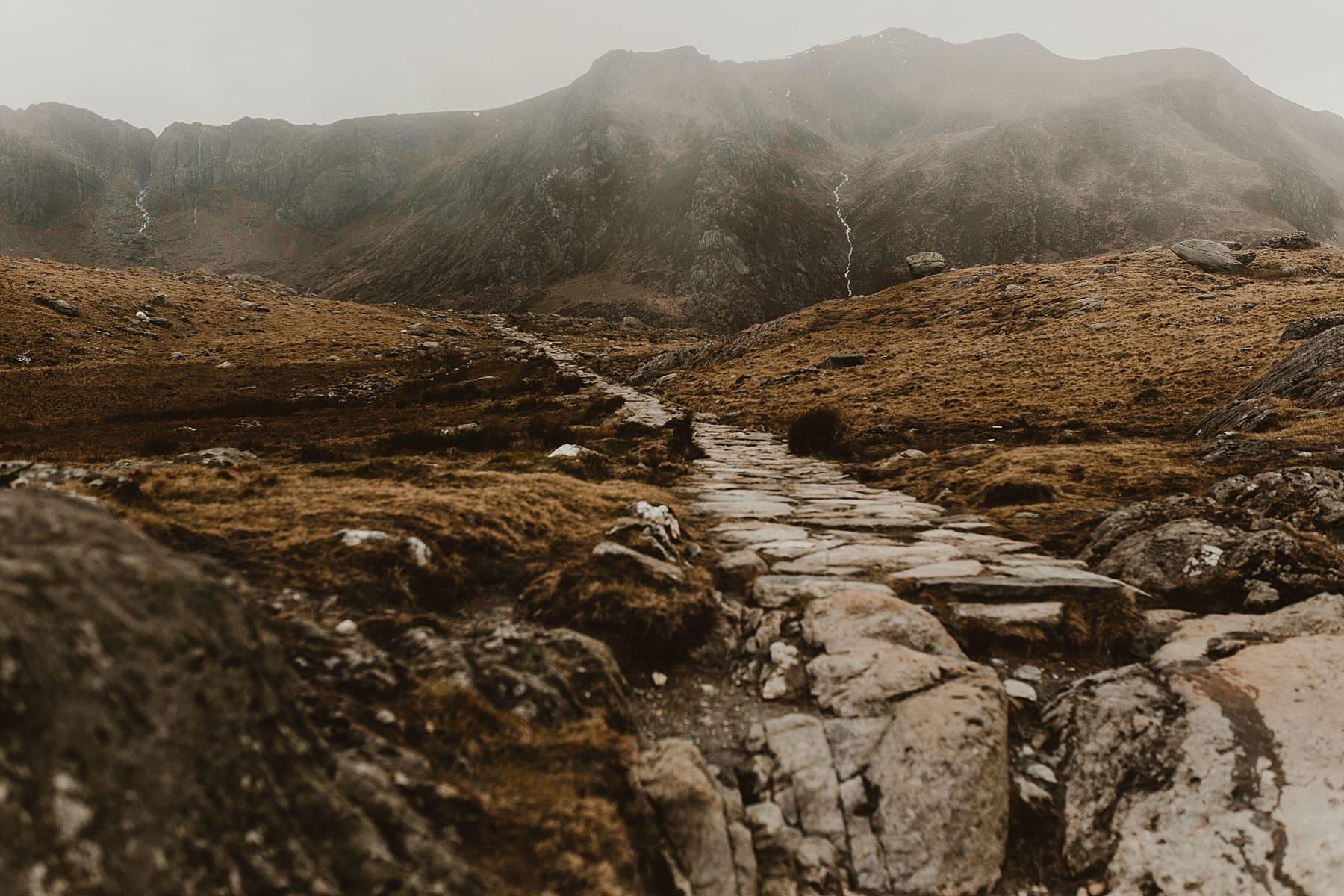 landscape photography snowdonia