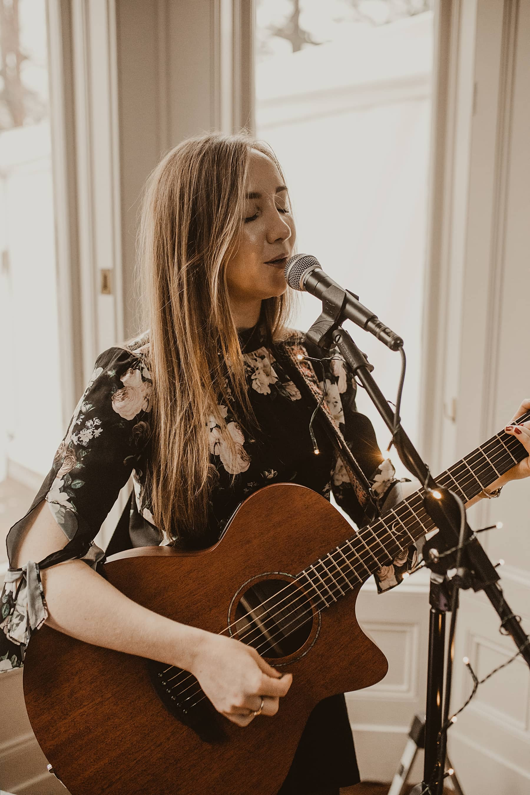 Lucy Mayhew Guitar