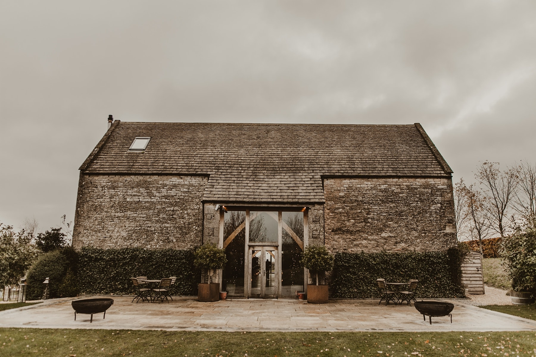 Stone Barn, Cripps Wedding