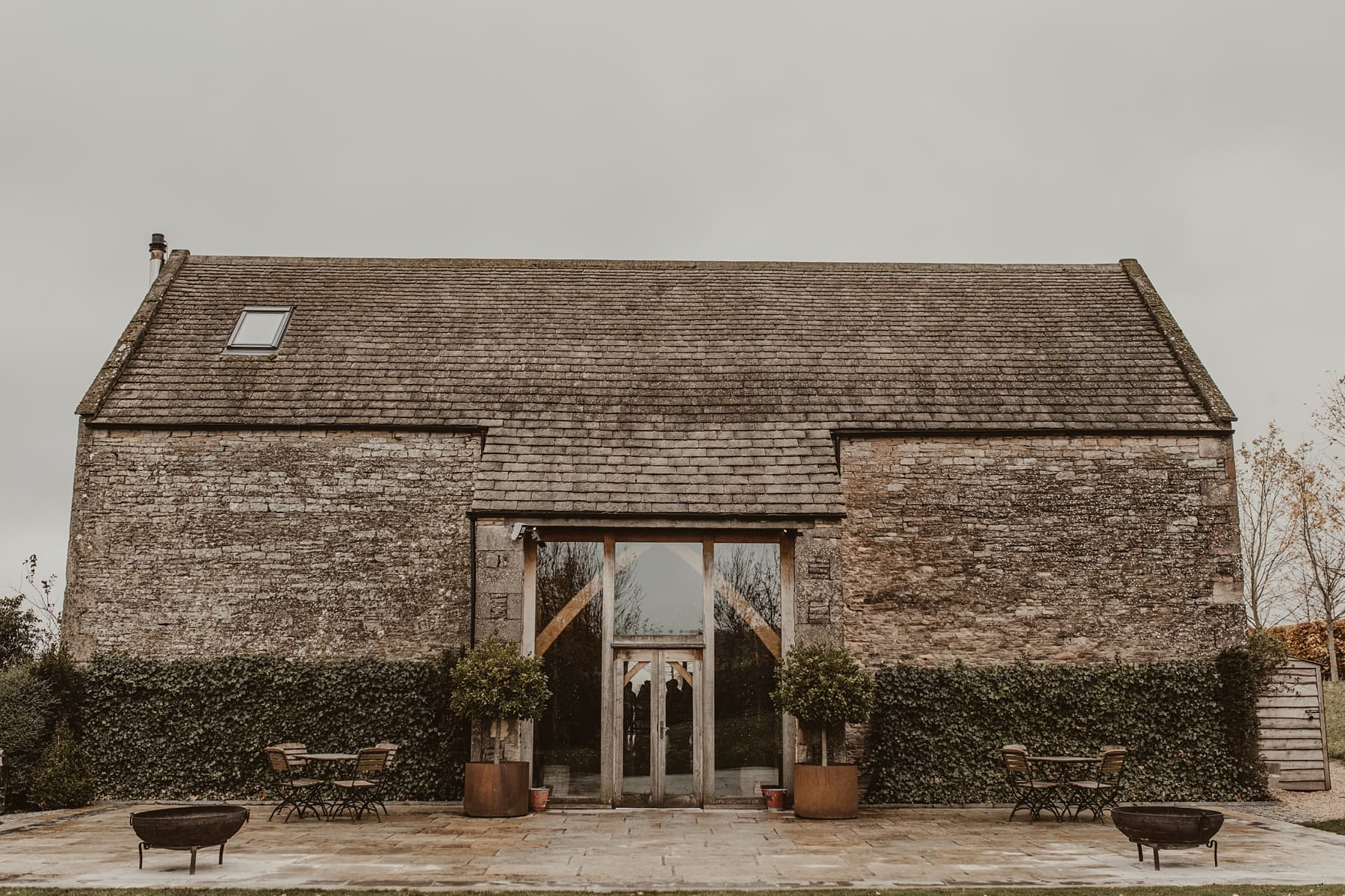 Exterior photos of Stone Barn, Cotswold