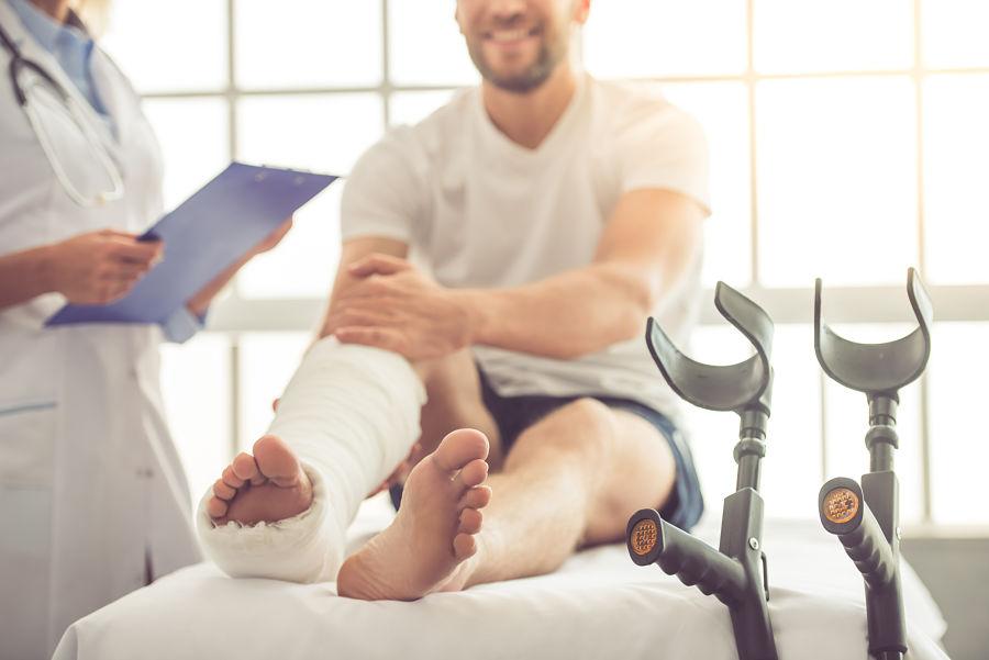 Slip and Fall Injury