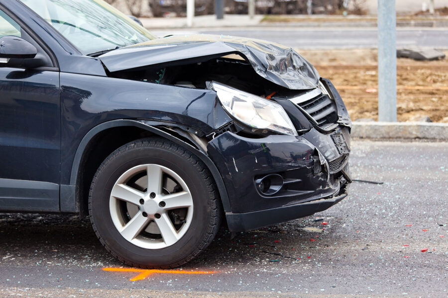 What to do in a Fender Bender
