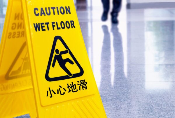 Slip and Fall Accidents | Ponton Law