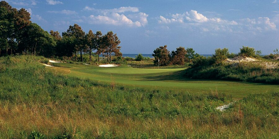 Jack Nicklaus Signature Golf Course at Bay Creek - Cape Charles, VA