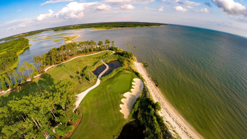 Arnold Palmer Signature Golf Course at Bay Creek - Cape Charles, VA