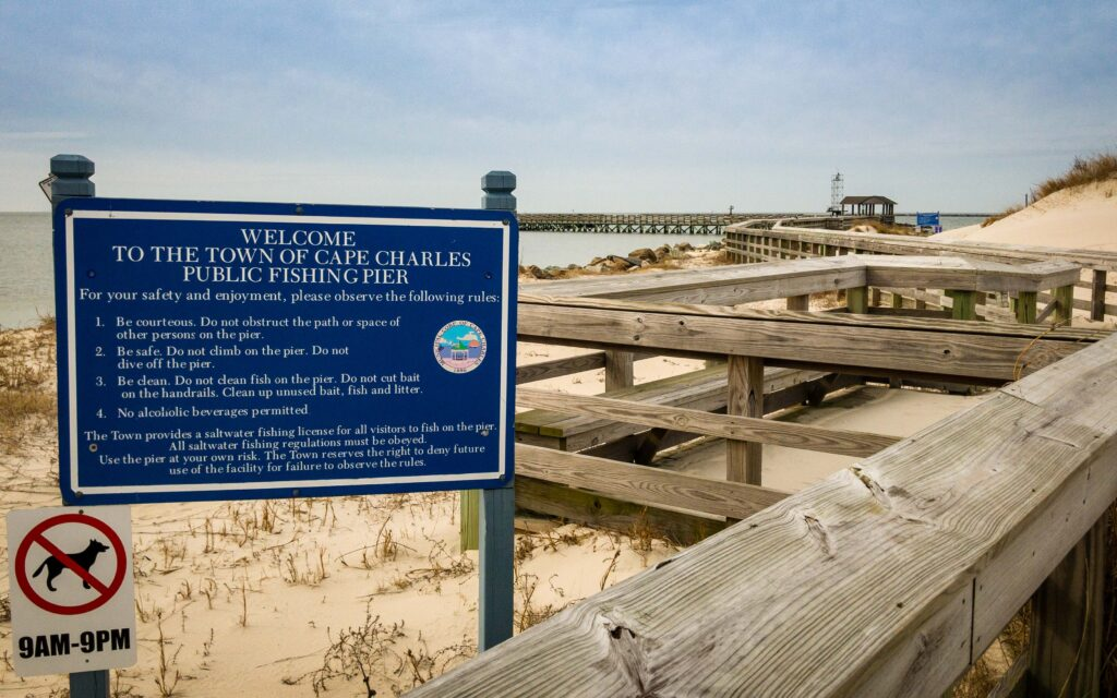 Cape Charles Fishing Pier