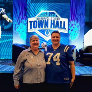 BFL Attorneys attend Colts Town Hall