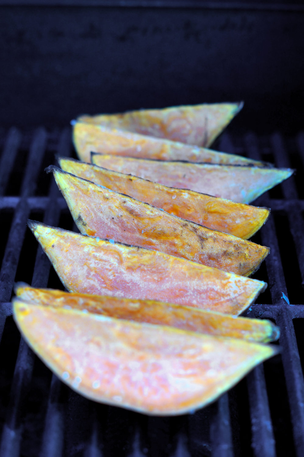 BBQ Sweet Potato Wedges