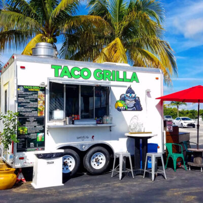 Food Truck Talk with Taco Grilla