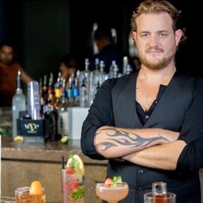 Rescuing Bars all Over the World with Celebrity Bartender, Russell Davis