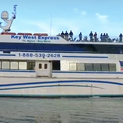 Take a Tour with the Key West Express