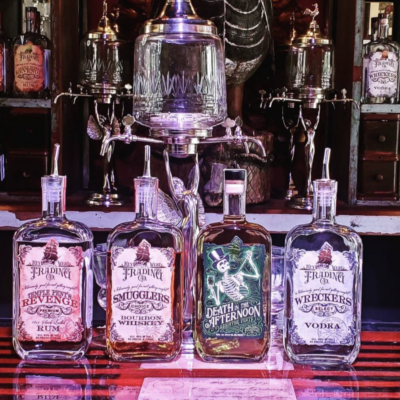 Whiskey Tasting at the Key West Trading Company