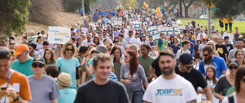 Juvenile Diabetes Research Fund Community One Walk