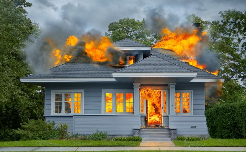 Let the Bygones be Bygones: Evidence Insurers cannot use in Arson Defence