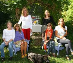 Owners of Ojai, CA/Lavender Inn, bed and breakfast