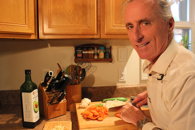 Chef Robin of Ojai, CA/Lavender Inn, bed and breakfast