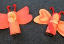 Toilet Paper Roll Love Bug Family+Fun Craft