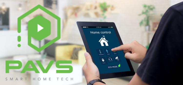 PAVS Smart Home Tech