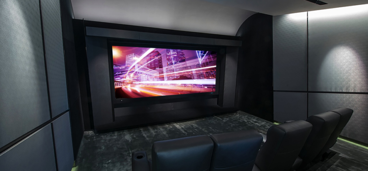 Enhance Your Home with a Customized Theater Room