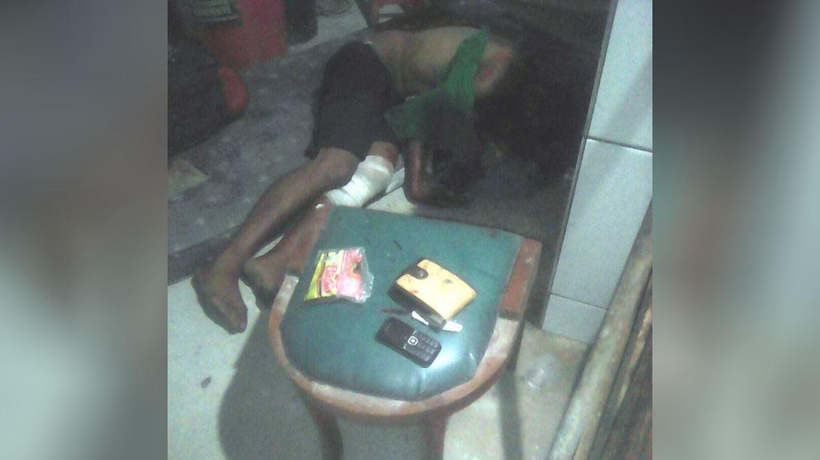 Photo of Homem mata colega de trabalho a pauladas em Guaratuba