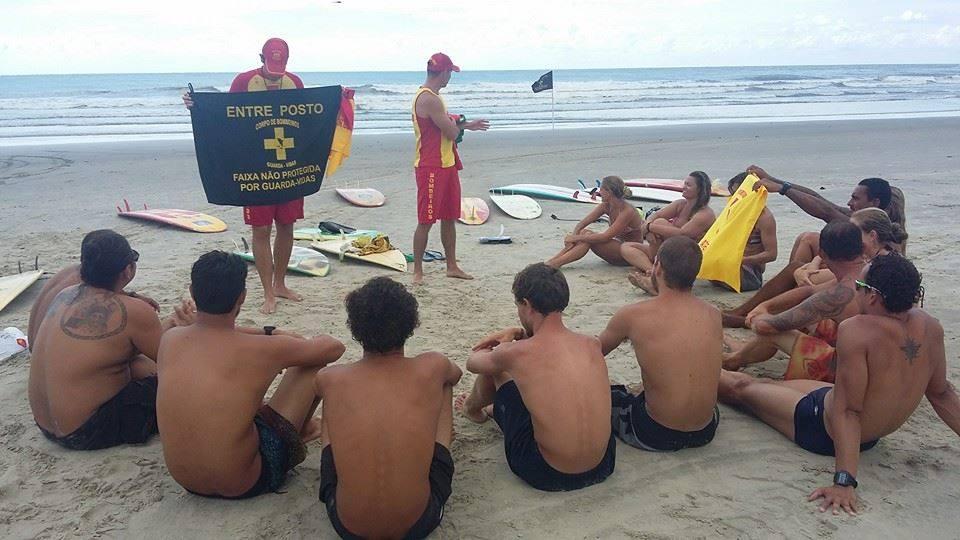 Photo of Bombeiros realizarão capacitação para praticantes de Surf e SUP
