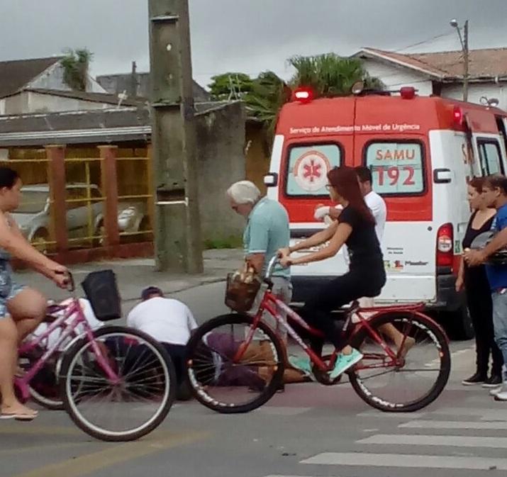 Photo of Mais um acidente em Paranaguá