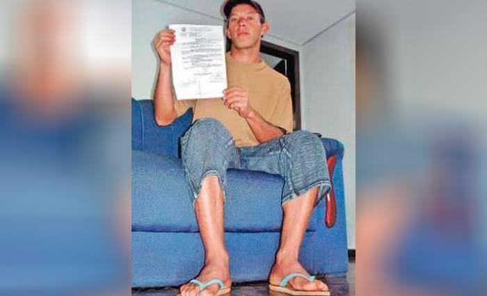 Photo of Condenado juiz que suspendeu ação porque agricultor usava chinelos