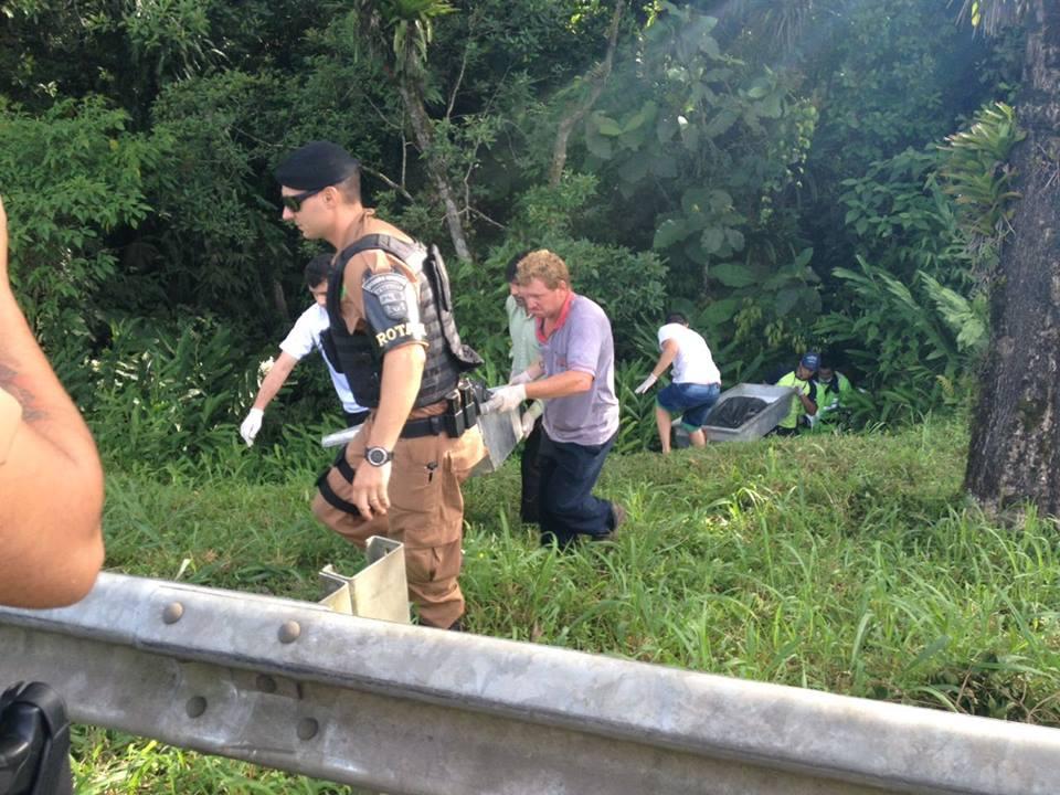 Photo of EXCLUSIVO: Identificados pai e filho assassinados em Guaratuba