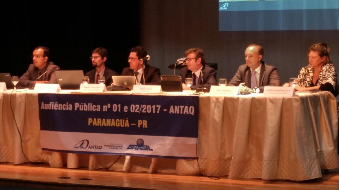 Photo of Audiência apresenta projetos para arrendamentos de terminais