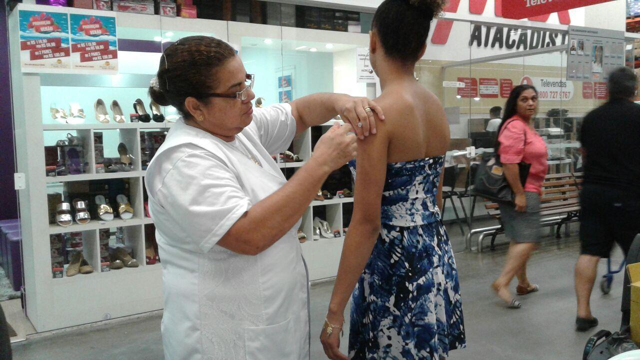 Photo of Dengue: Vacinação termina na sexta e não deve ser prorrogada