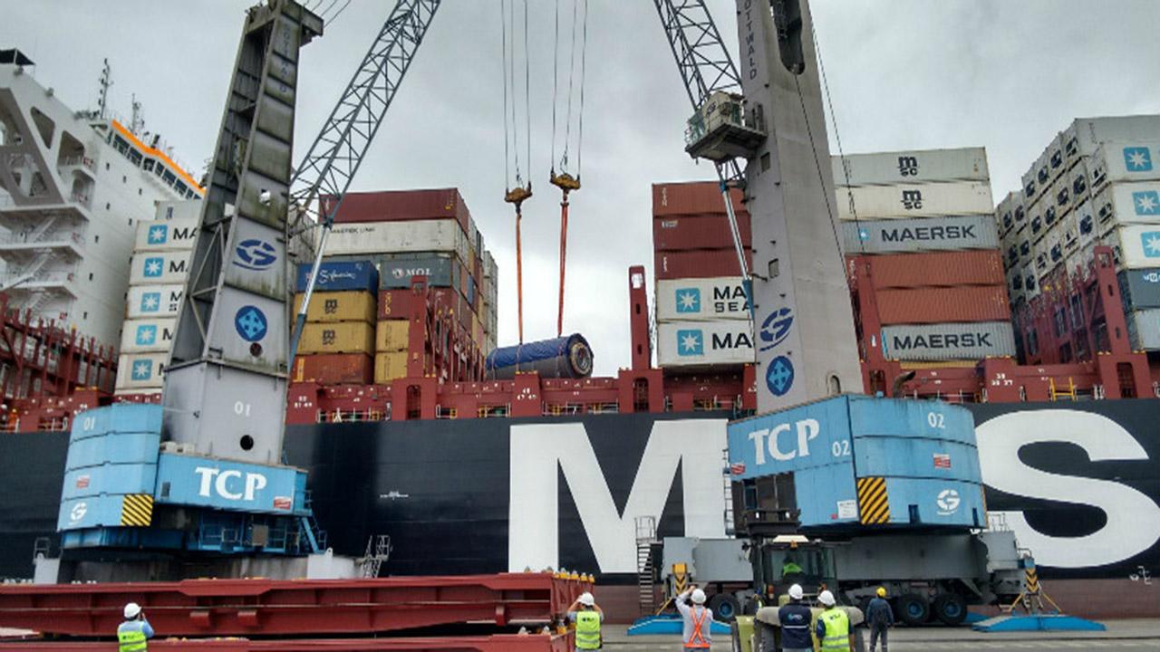 Photo of Empresa de Dubai negocia compra do TCP no Porto de Paranaguá