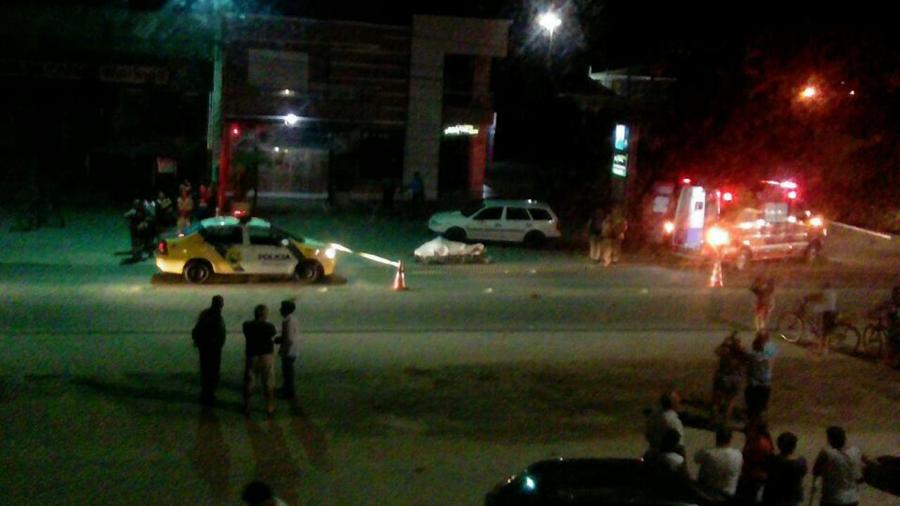 Photo of Homem é assassinado com sete tiros em Pontal do Paraná