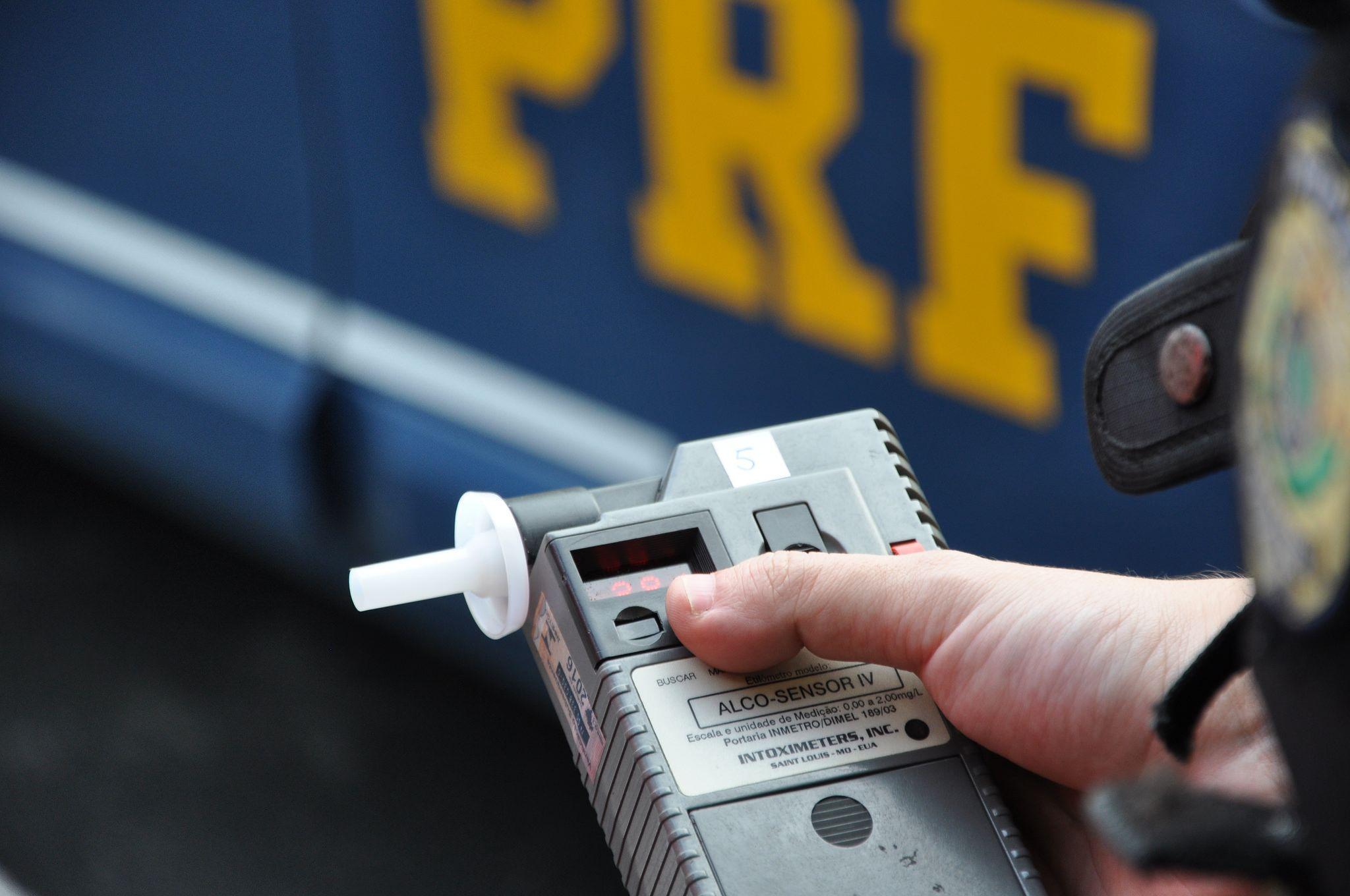 Photo of PRF flagra 125 motoristas bêbados no feriadão da Semana Santa