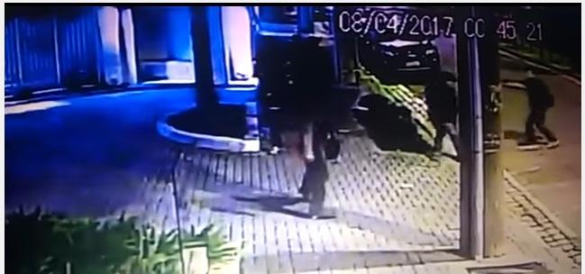 Photo of Vídeo mostra PM e amigo sendo abordados no Centro de Curitiba