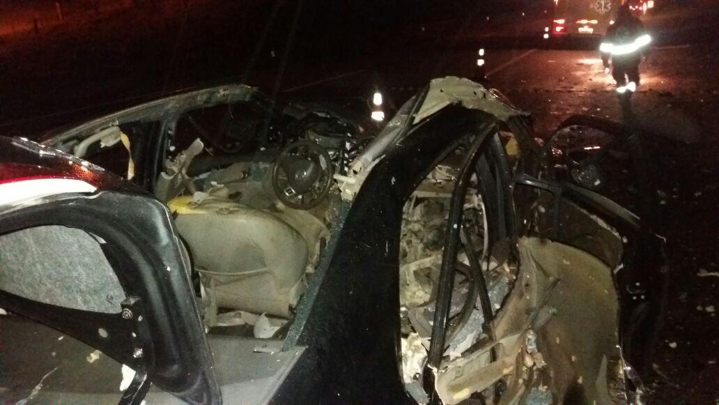 Photo of Bandidos tentam assaltar carro-forte na BR-277 em Morretes
