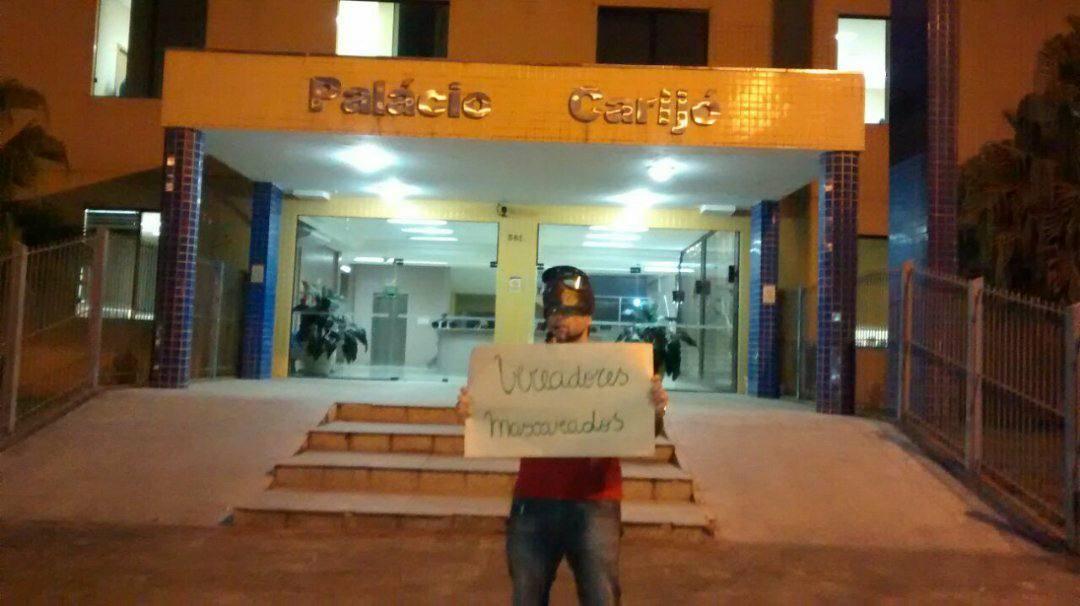 Photo of Luciano Mergulhador contesta argumentos da Câmara