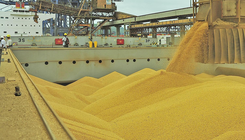 Photo of Embarque de soja em Paranaguá é o maior da história