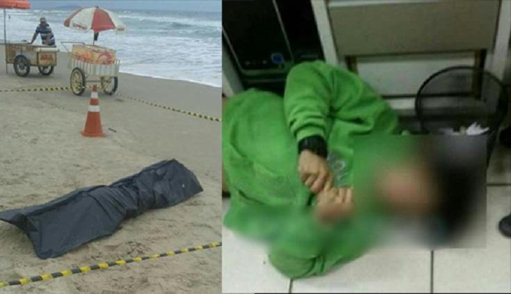 Photo of Afogamentos e mortes violentas marcam fim de semana