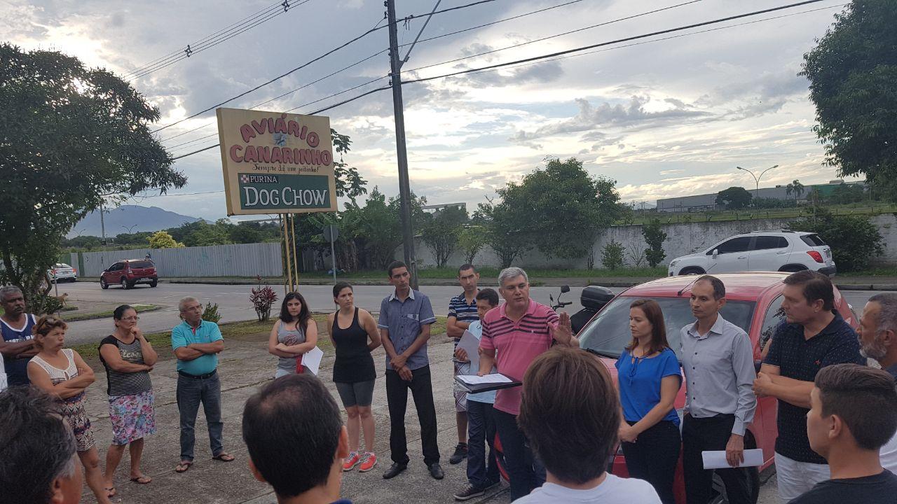 Photo of Moradores querem Delegacia Cidadã ao lado do 9ºBPM