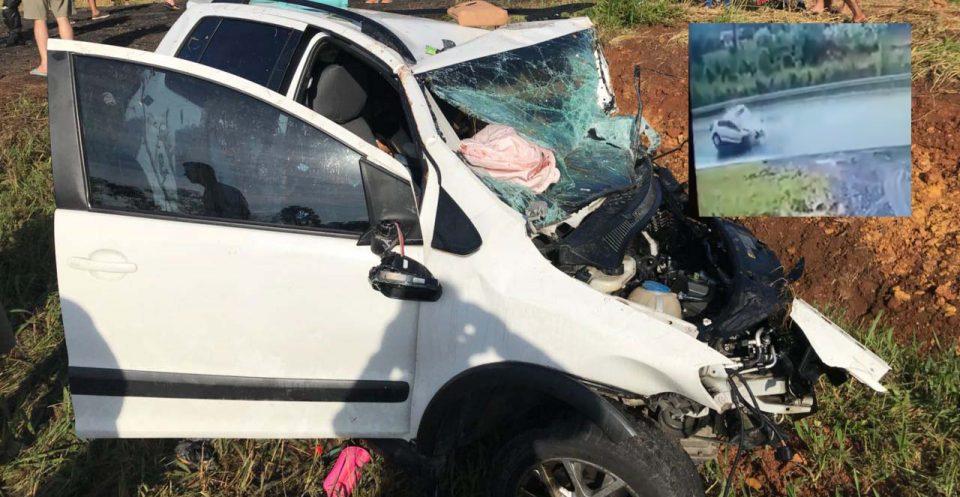 Photo of Vídeo: duas mulheres morrem em acidente na BR-277