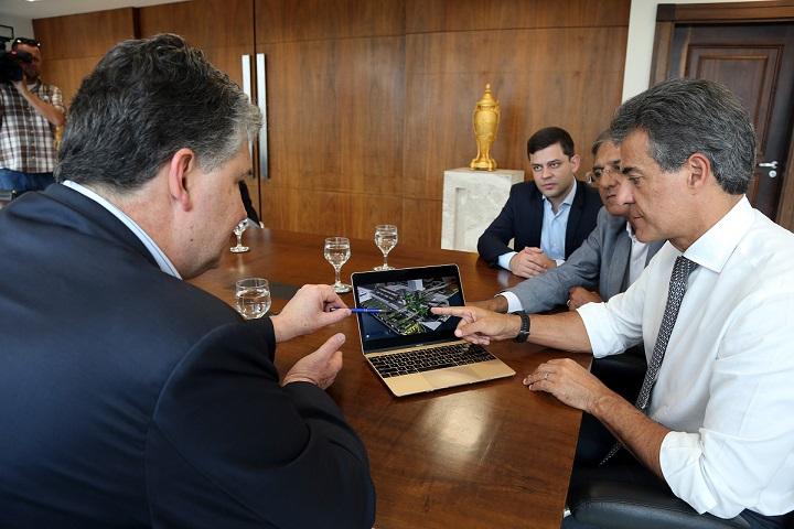 Photo of Obra de R$ 177 milhões vai triplicar embarque de grãos em Paranaguá