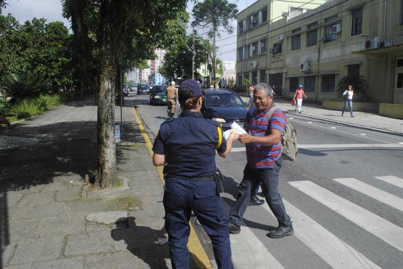 """Photo of """"Maio Amarelo"""" inicia em Paranaguá por um trânsito mais seguro"""
