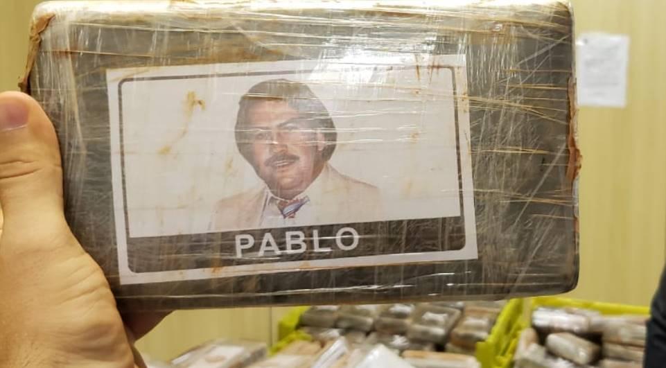 Photo of PRF encontra 800 Kg de cocaína que tinham como destino Paranaguá