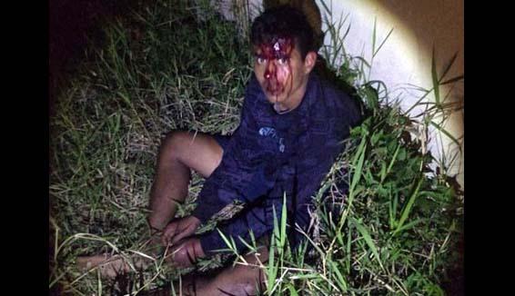 Photo of Populares detêm assaltante que agrediu vítima com facão na Vila Divinéia